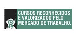 Certificado de reconhecimento de cursos