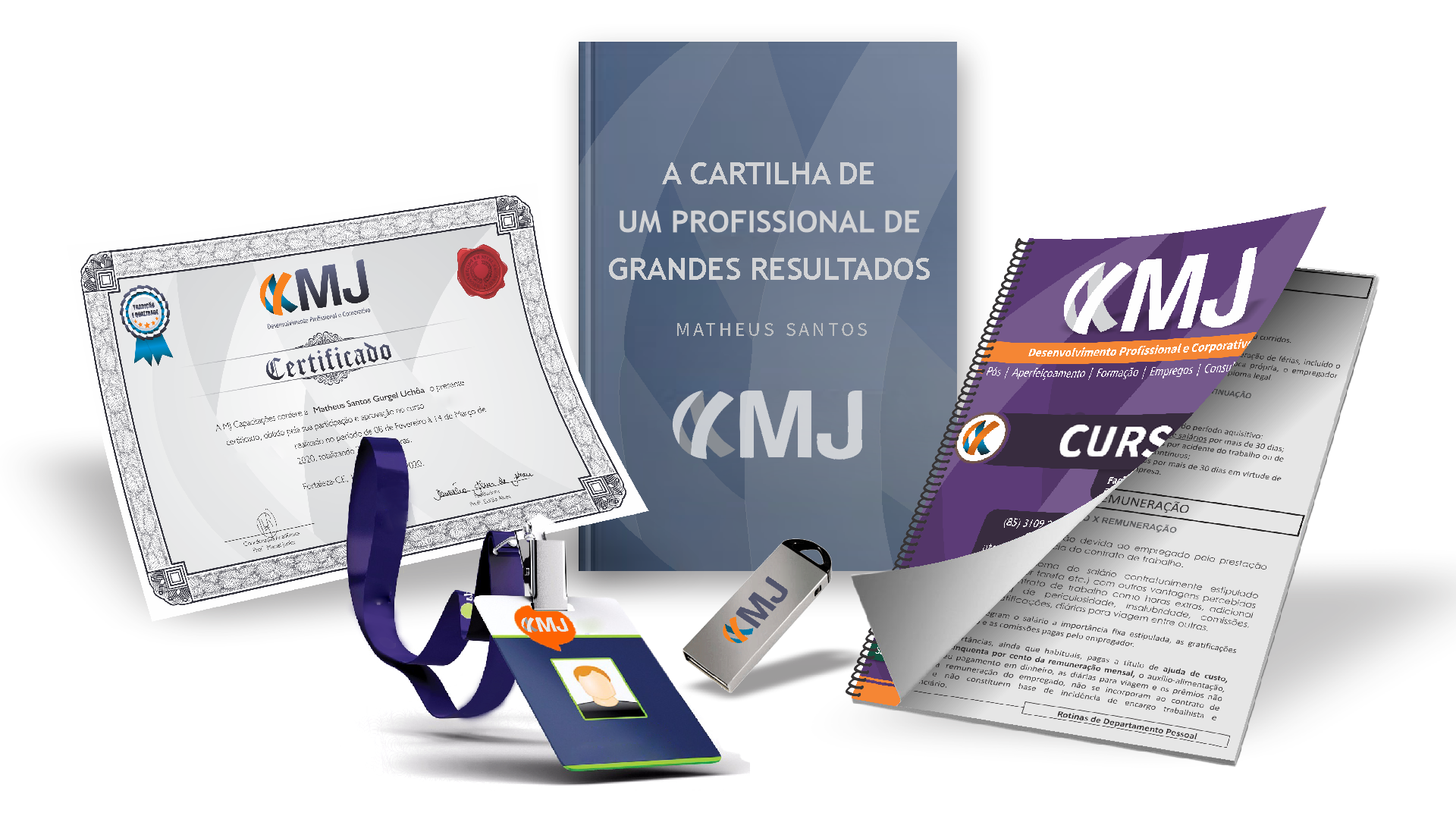 Material do Curso de Inbound Marketing com Nauan Sousa