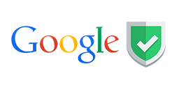 Certificado de proteção do Google