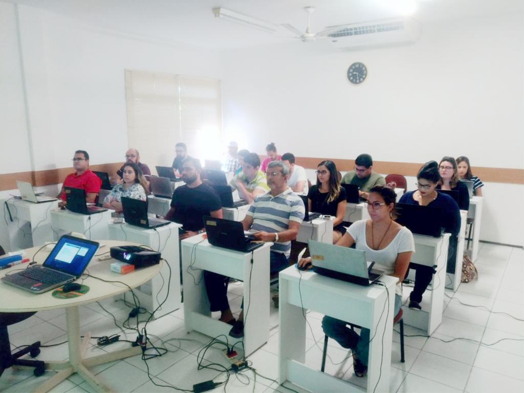 Início do curso Prático de Google Adwords e Analytics - Turma III - 02
