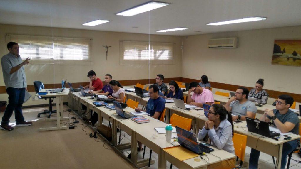 Início do curso Excel VBA - Turma II - 01