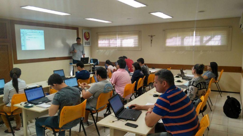 Início do curso Excel VBA - Turma II - 02