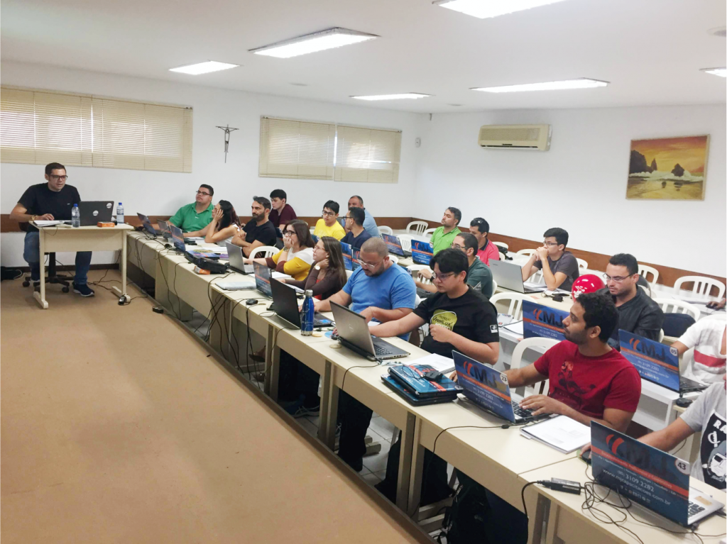 Início do curso Excel Dashboards - Turma III - 1