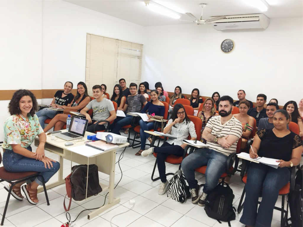 Início do curso Planejamento de Marketing Digital - Turma 1 - I