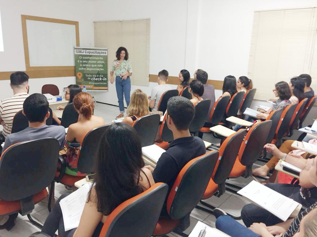 Início do curso Planejamento de Marketing Digital - Turma 1 - II
