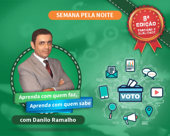 Curso Marketing Político e Eleitoral com Danilo Ramalho