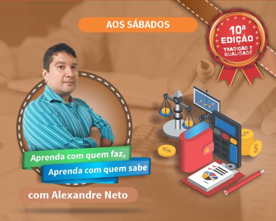 Curso Prático de Tributação com Alexandre Neto