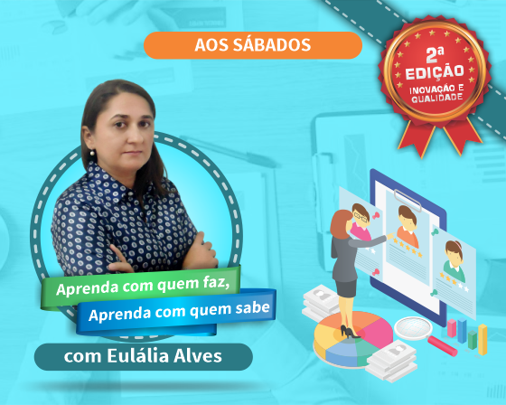 Curso Analista de Departamento Pessoal com Eulália Alves