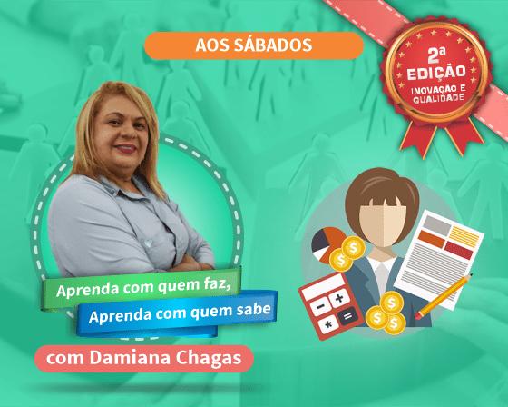 Curso Analista de Recursos Humanos com Damiana Chagas