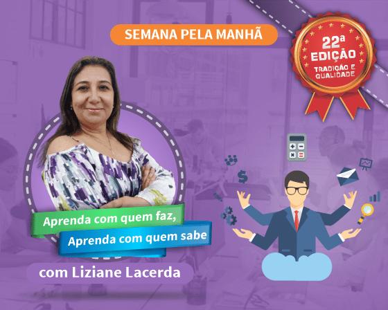Curso Rotinas de Departamento Pessoal com Liziane Lacerda