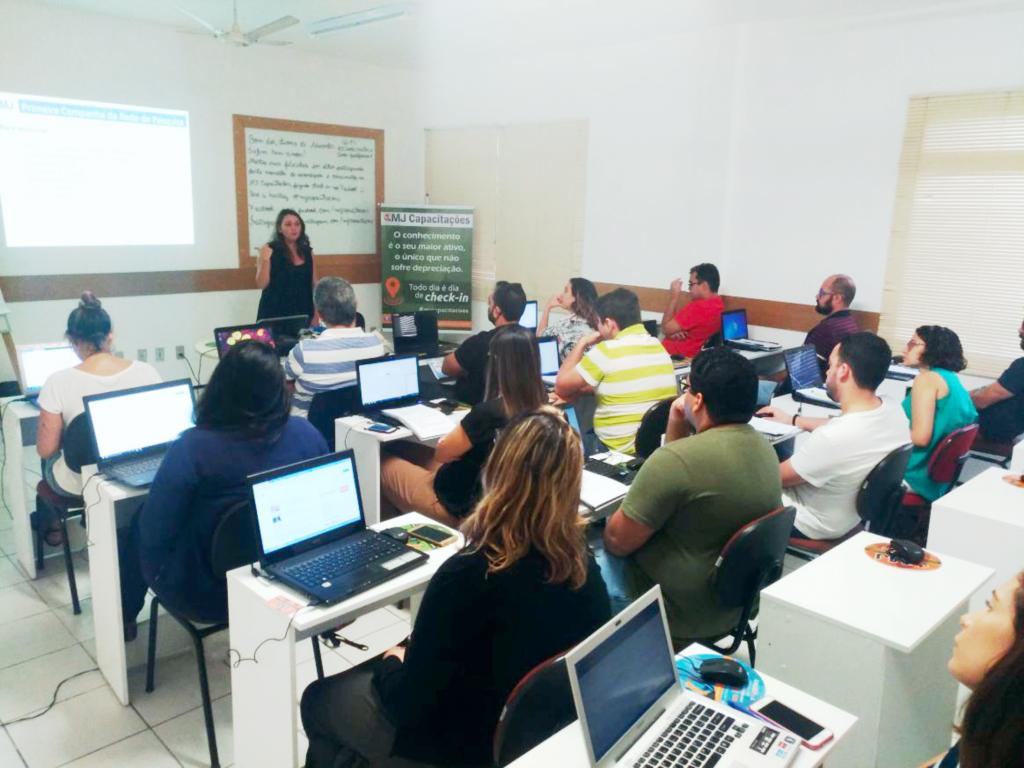 Início do curso Prático de Google Adwords e Analytics - Turma III