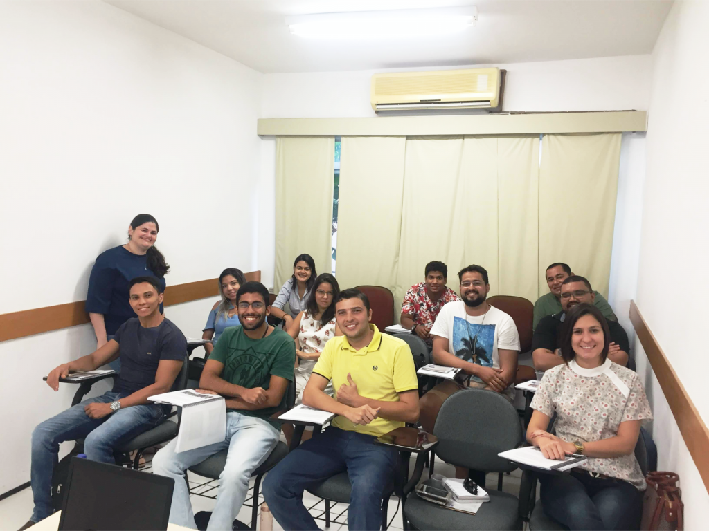 Início do curso Trade Marketing - Turma I - I