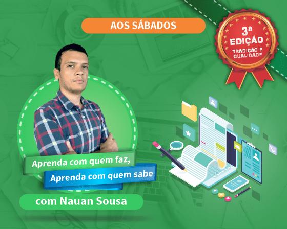 Curso de Inbound Marketing com Nauan Sousa