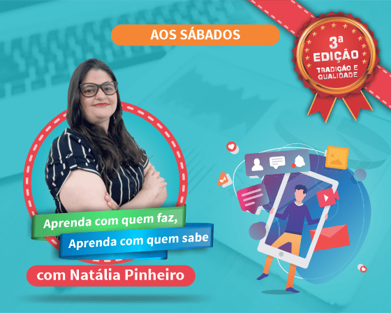 Curso Trade Marketing com Natália Pinheiro