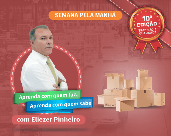 Curso Gestão Estratégica de Estoques com Eliezer Pinheiro