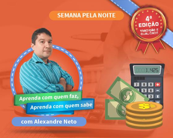 Curso Analista Fiscal com Alexandre Neto