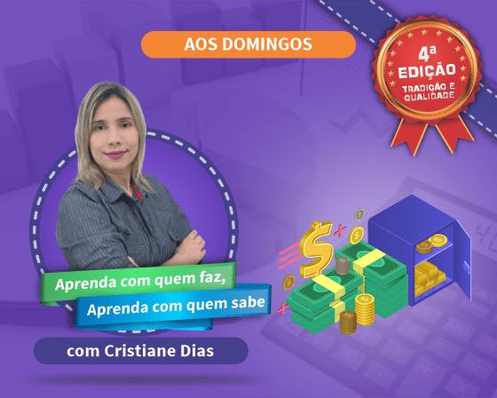 Curso Gestão de Fluxo de Caixa com Cristiane Dias