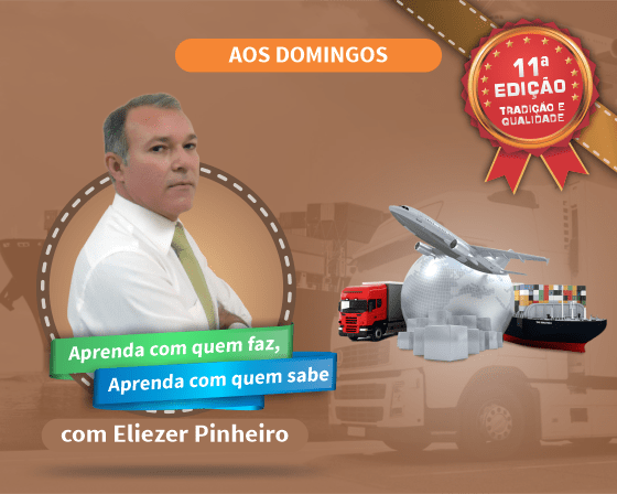 Curso Gestão de Transportes com Eliezer Pinheiro
