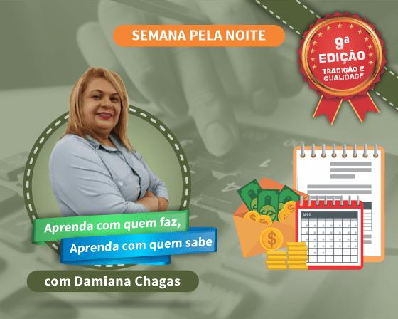 Curso Leis e Cálculos Trabalhistas com Damiana Chagas