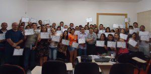 Turma da 5ª edição do curso Gestão de Compras e Suprimentos Janeiro 2015