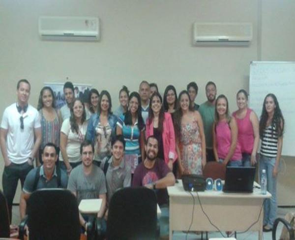 Turma do curso Gestão e Estratégia em Mídias Sociais Outubro de 2014