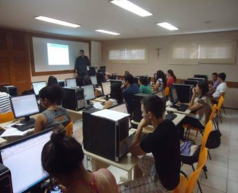Turma do Curso de Excel Avançado da MJ Capacitações realizado em Novembro de 2014 em Fortaleza-CE. Facilitador: Acyr Jansen.