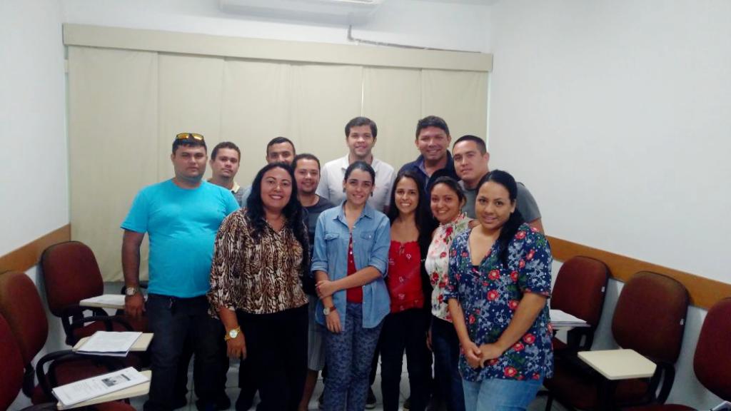 Encerramento do curso Formação de Auditores Internos da Qualidade - Turma III