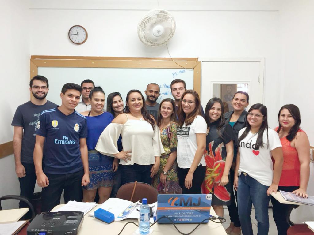 Início do curso Formação de Auditores Internos da Qualidade - Turma III