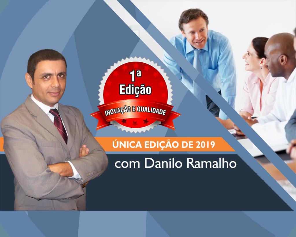 Curso Gestão e Liderança de Pessoas com Danilo Ramalho