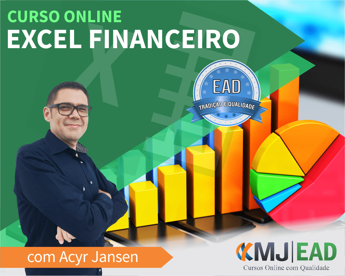 Curso Online de Excel Financeiro com Acyr Jansen