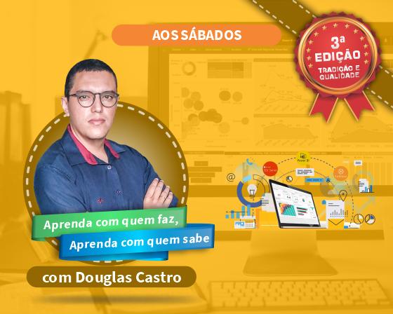 Curso Power BI com Douglas Castro