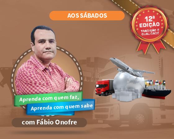 Curso Gestão de Transportes com Fábio Onofre