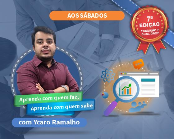 Curso Formação de Auditores Internos da Qualidade com Ycaro Ramalho