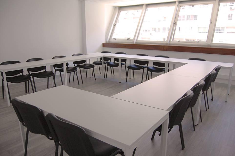 Aluguel de Salas para Reuniões